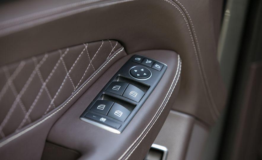 2017 Mercedes-AMG GLE43 - Slide 87