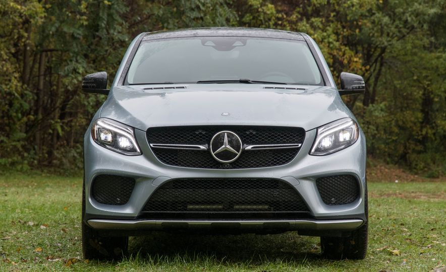 2017 Mercedes-AMG GLE43 - Slide 108