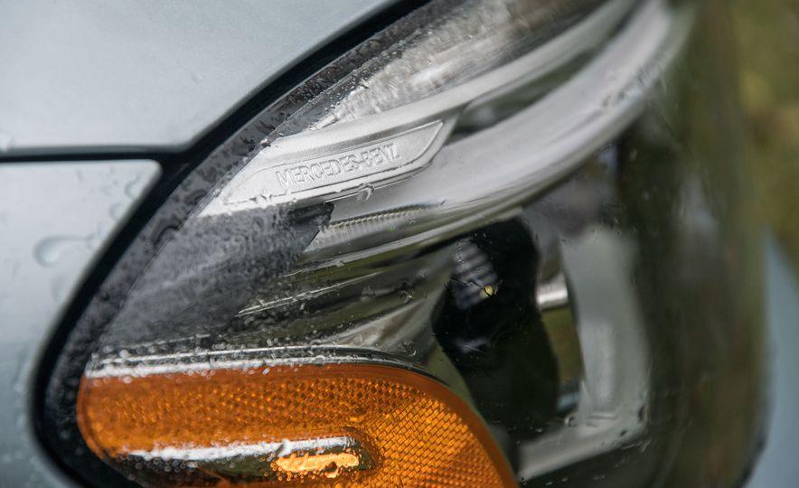 2017 Mercedes-AMG GLE43 - Slide 116