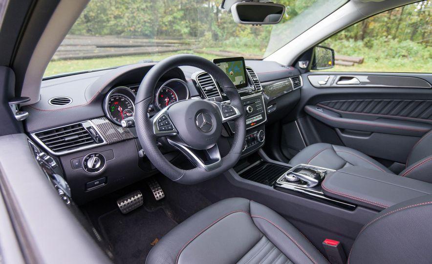 2017 Mercedes-AMG GLE43 - Slide 123