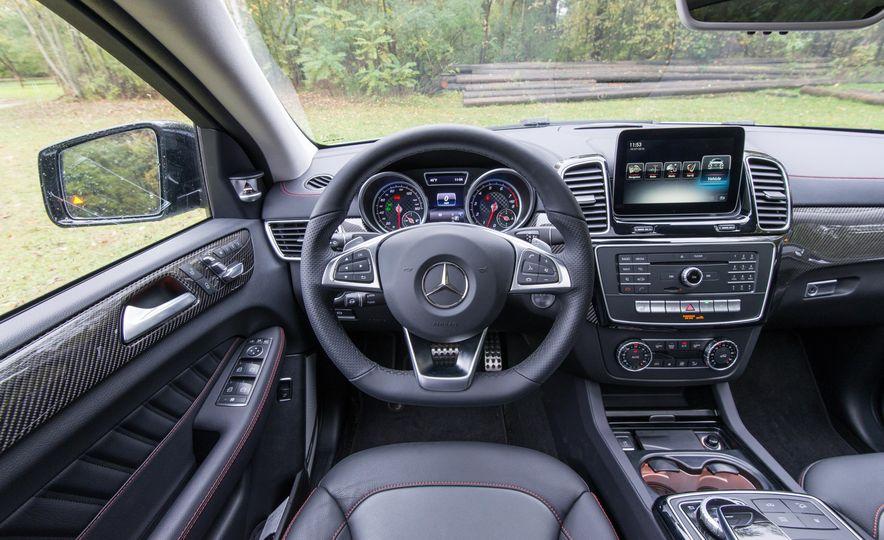 2017 Mercedes-AMG GLE43 - Slide 131