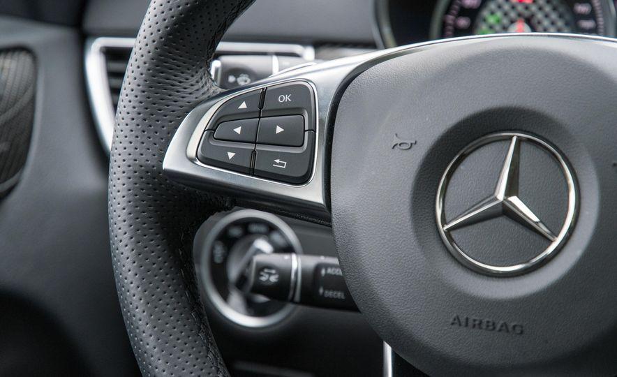 2017 Mercedes-AMG GLE43 - Slide 138