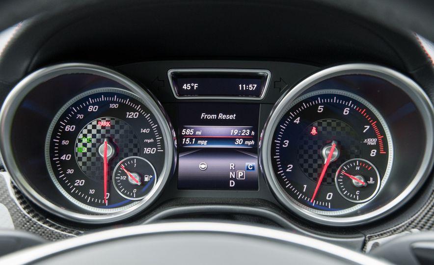 2017 Mercedes-AMG GLE43 - Slide 148