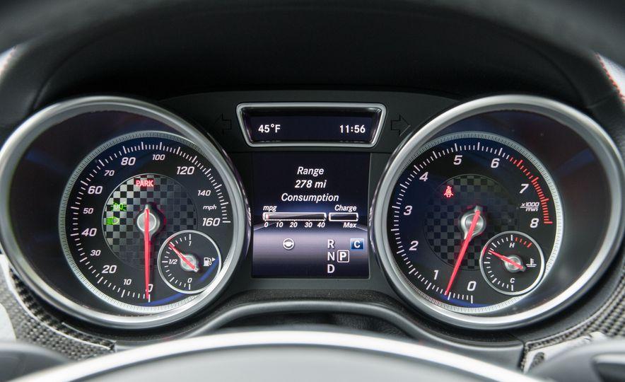 2017 Mercedes-AMG GLE43 - Slide 149