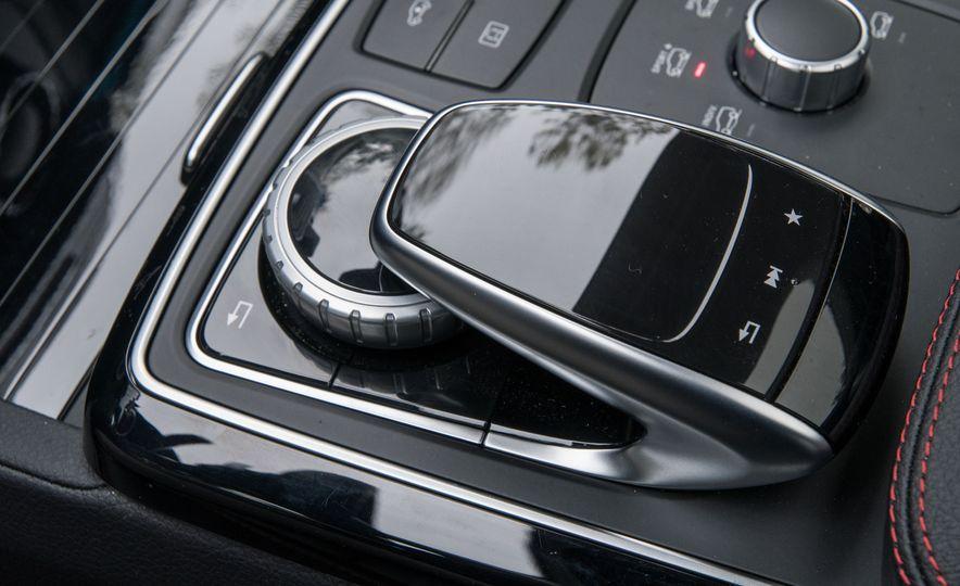 2017 Mercedes-AMG GLE43 - Slide 170