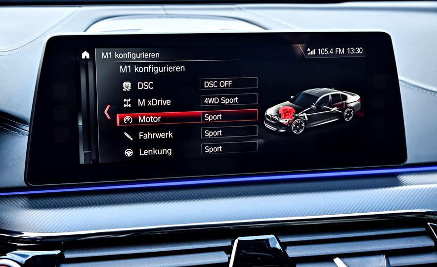 2018 BMW M5 - Slide 48