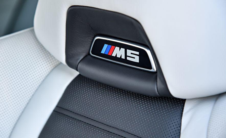 2018 BMW M5 - Slide 53