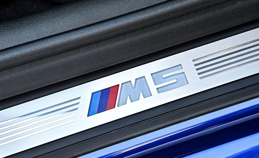 2018 BMW M5 - Slide 57