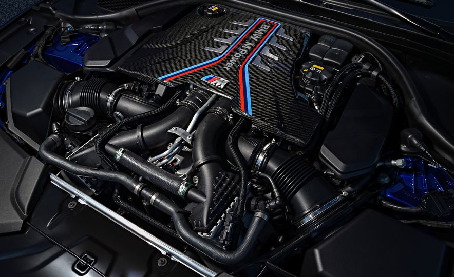 2018 BMW M5 - Slide 58