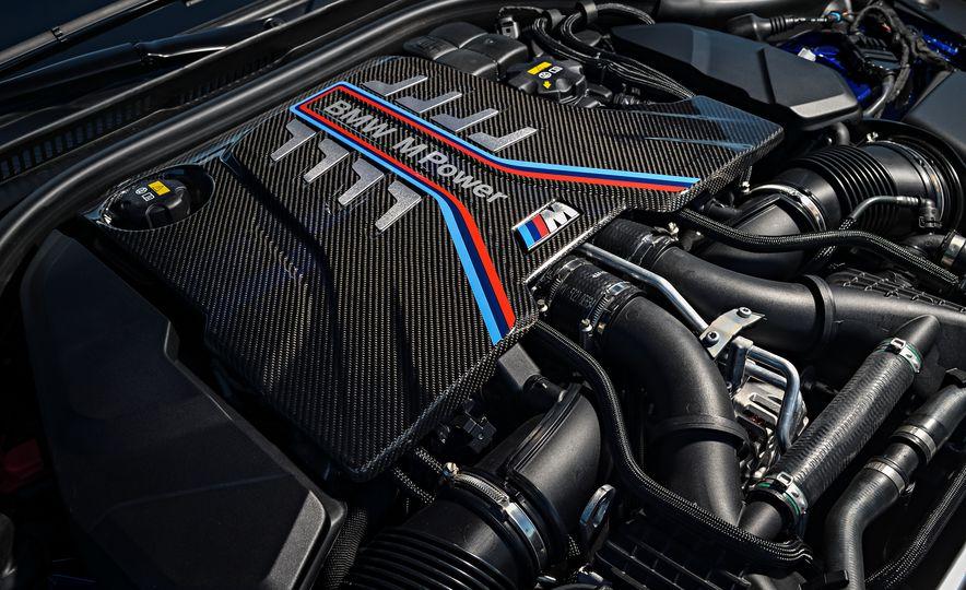 2018 BMW M5 - Slide 60