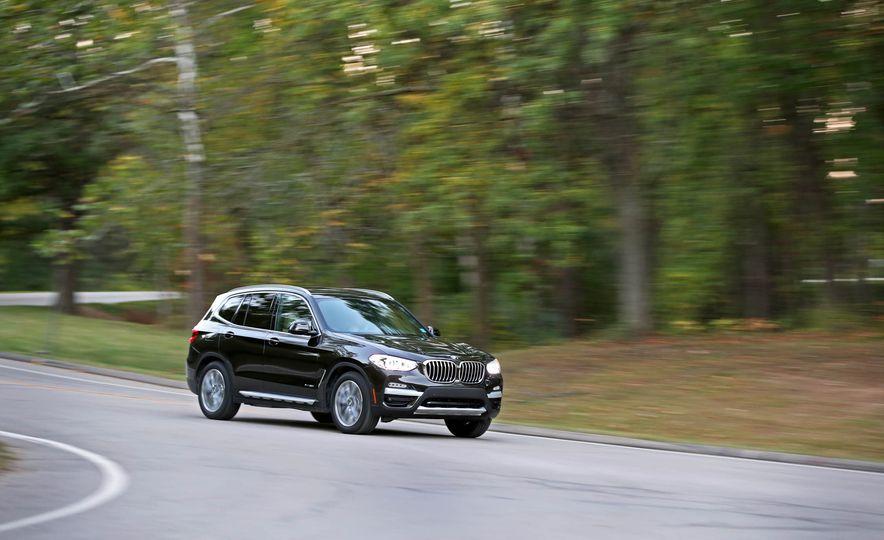 2018 BMW X3 30i xDrive - Slide 1