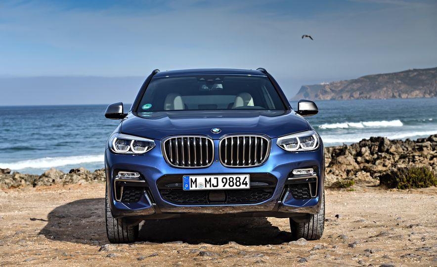 2018 BMW X3 30i xDrive - Slide 83