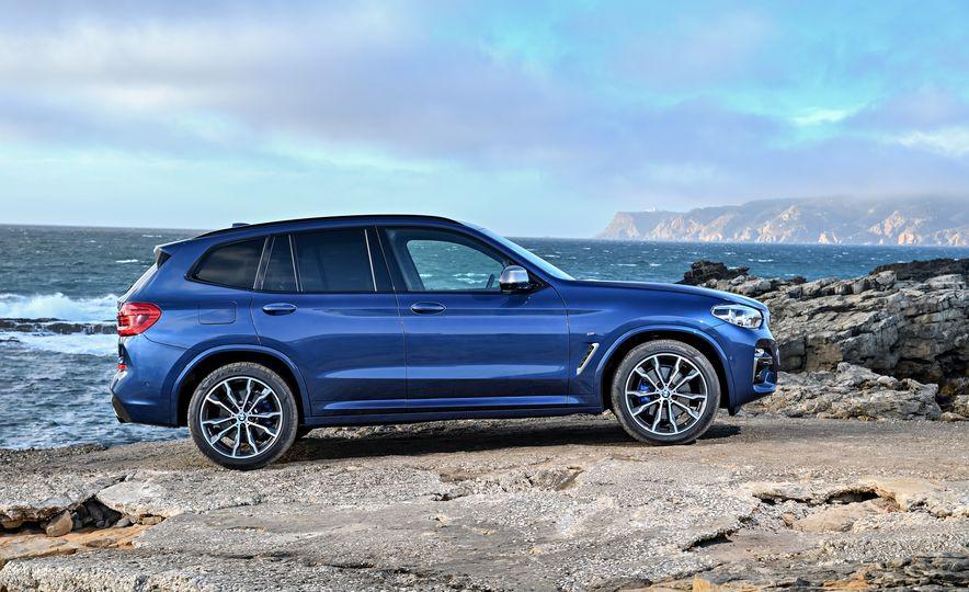 2018 BMW X3 30i xDrive - Slide 84