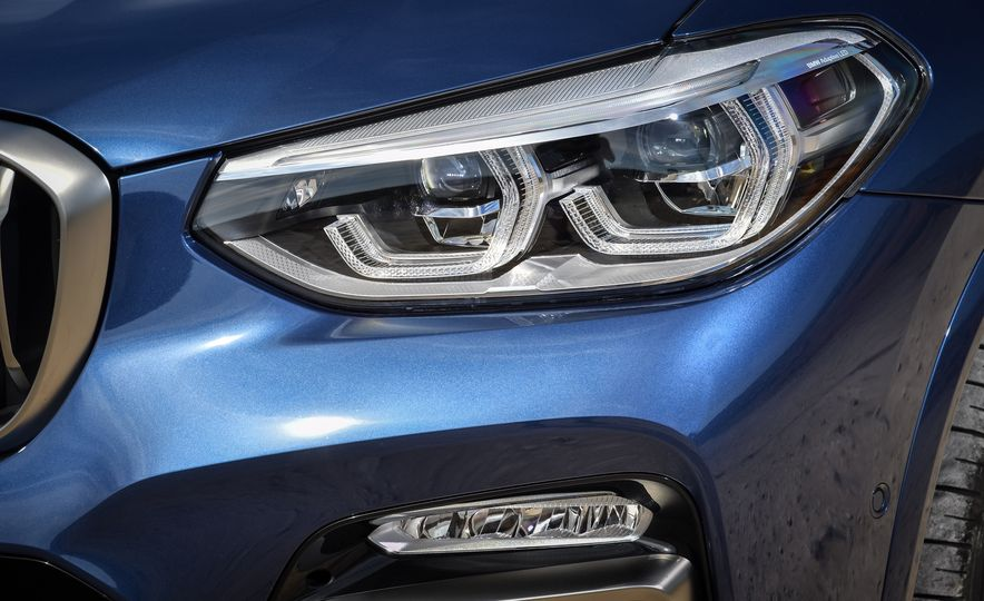2018 BMW X3 30i xDrive - Slide 87
