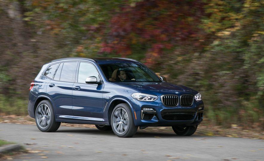 2018 BMW X2 (Euro-spec) - Slide 12