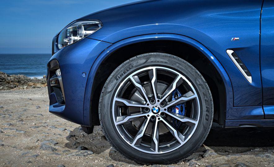 2018 BMW X3 30i xDrive - Slide 92