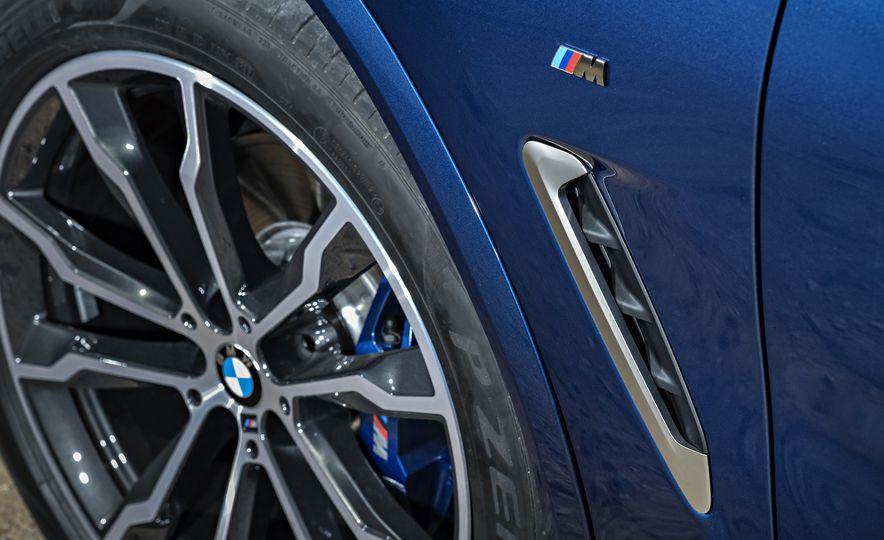 2018 BMW X3 30i xDrive - Slide 91