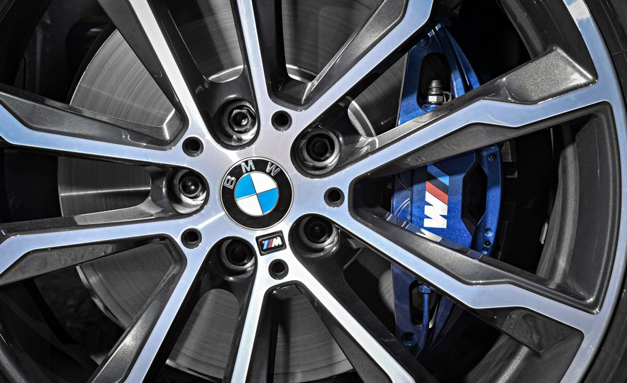 2018 BMW X3 30i xDrive - Slide 93
