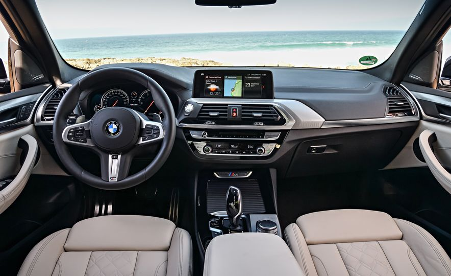 2018 BMW X3 30i xDrive - Slide 94