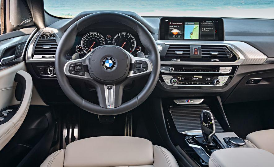 2018 BMW X3 30i xDrive - Slide 95