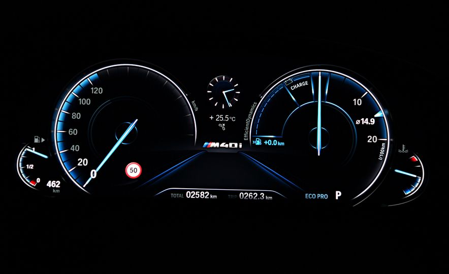 2018 BMW X3 30i xDrive - Slide 99