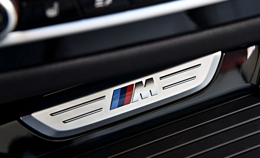 2018 BMW X3 30i xDrive - Slide 107