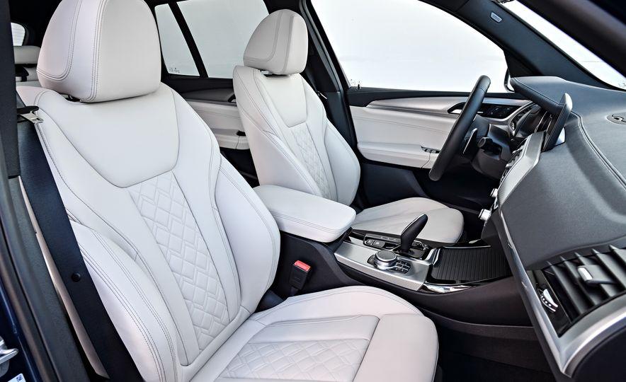 2018 BMW X3 30i xDrive - Slide 105