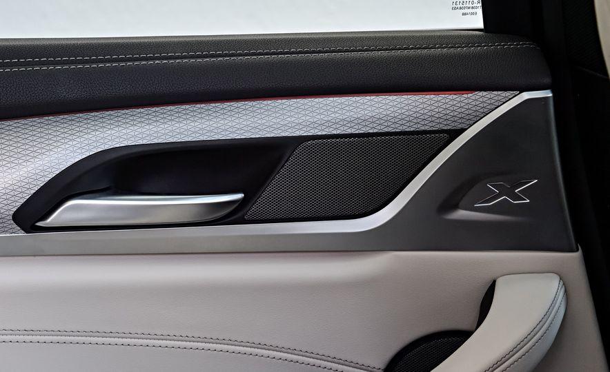 2018 BMW X3 30i xDrive - Slide 106
