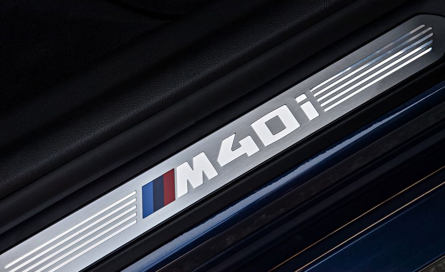 2018 BMW X3 30i xDrive - Slide 108