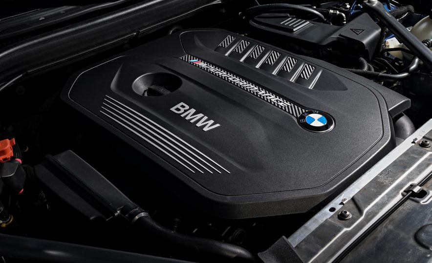 2018 BMW X3 30i xDrive - Slide 115