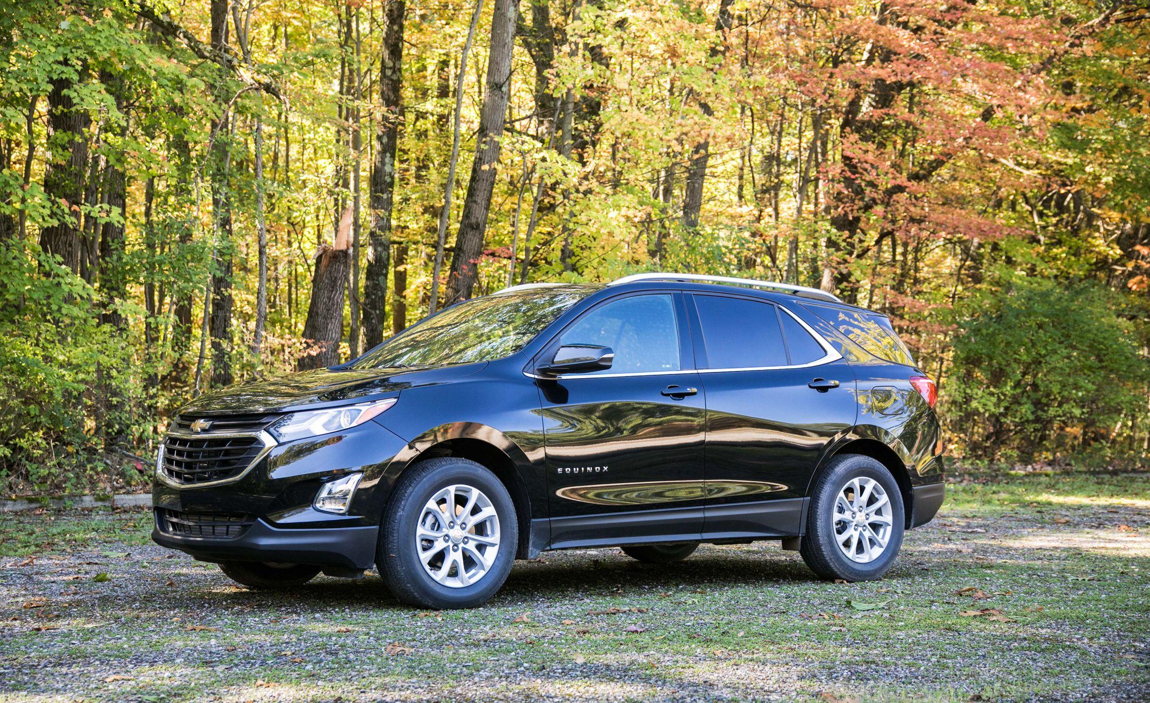 Chevrolet Equinox Reviews Price Photos And Specs Car Driver