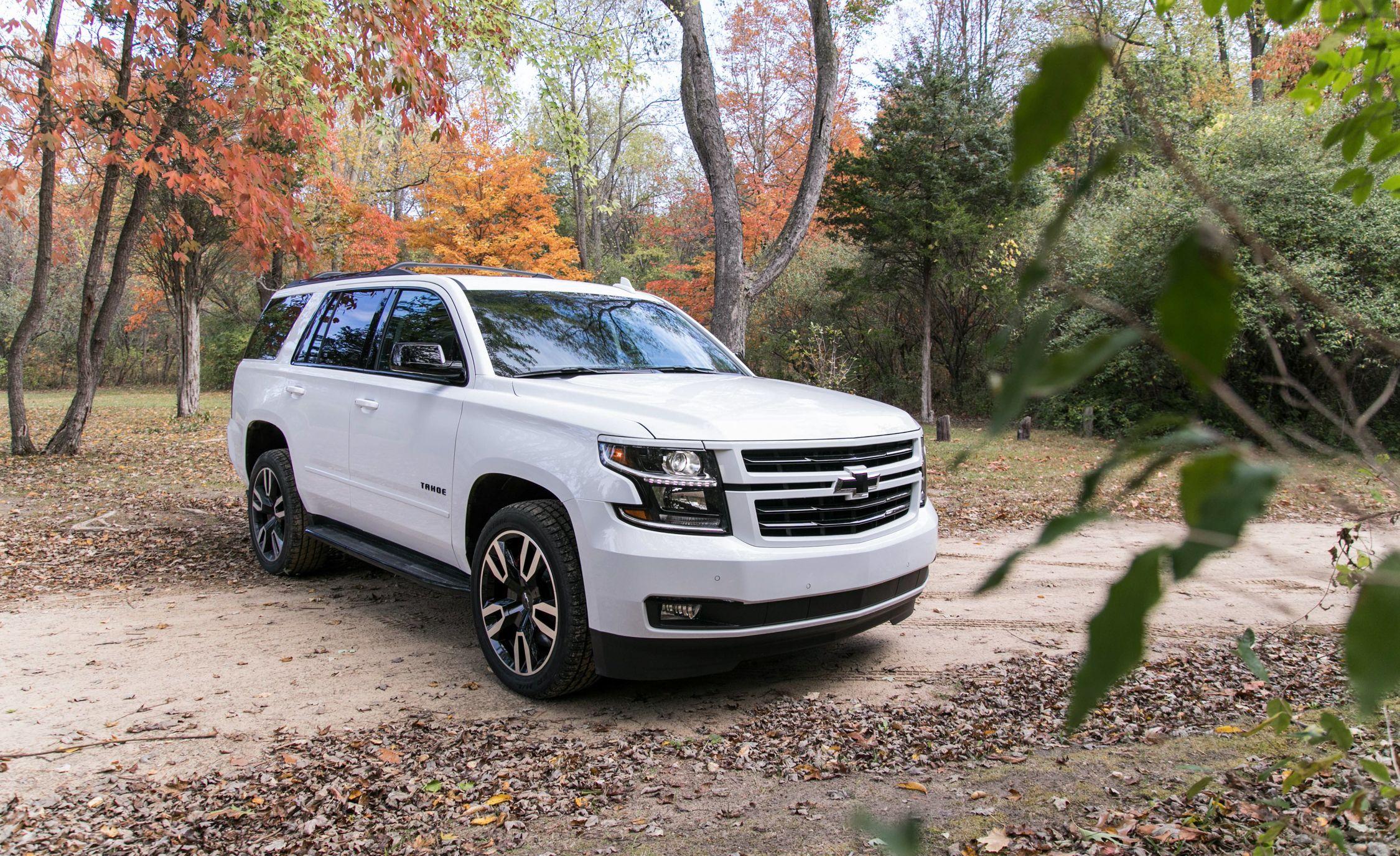 Chevrolet Tahoe Reviews