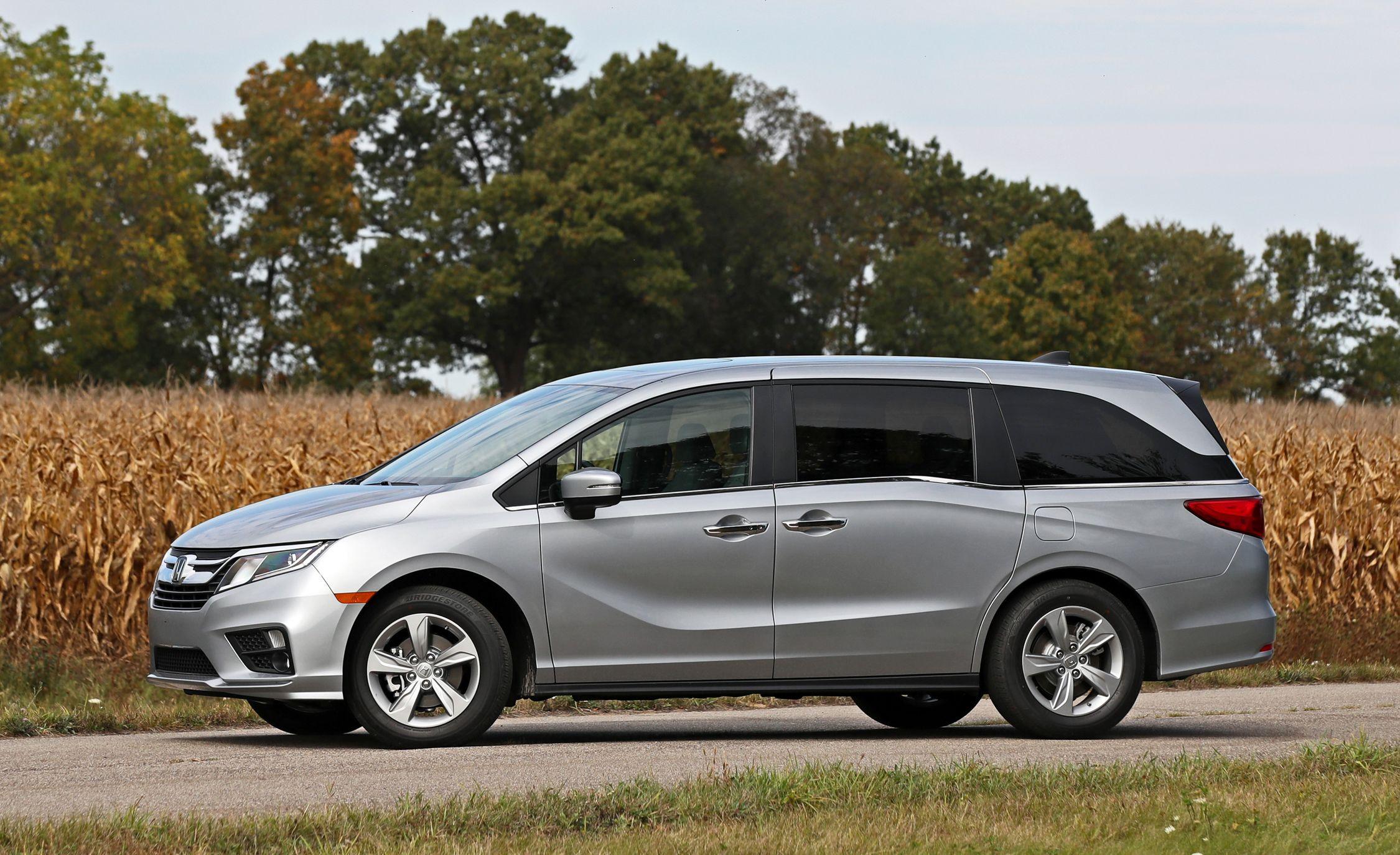 2019 Honda Odyssey Reviews Honda Odyssey Price Photos And Specs