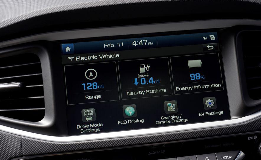 2018 Hyundai Ioniq Plug-In Hybrid - Slide 35