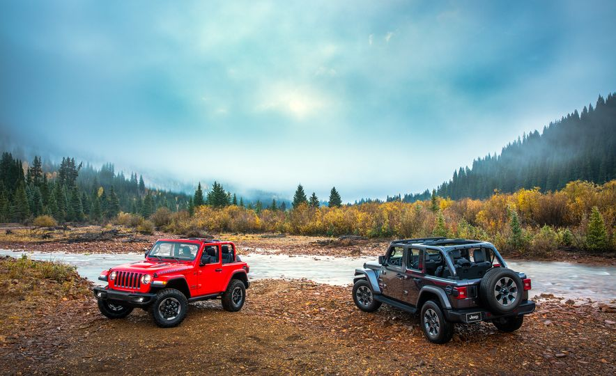 2018 Jeep Wrangler - Slide 4