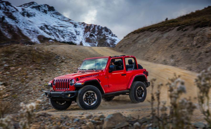 2018 Jeep Wrangler - Slide 9