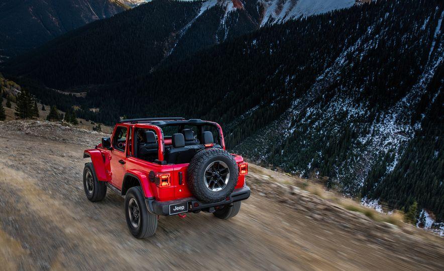 2018 Jeep Wrangler - Slide 21
