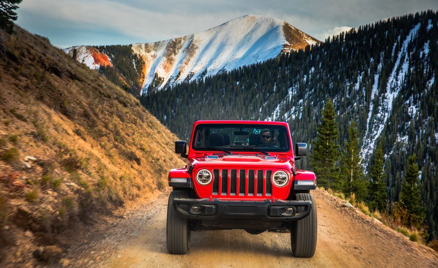 2018 Jeep Wrangler - Slide 22