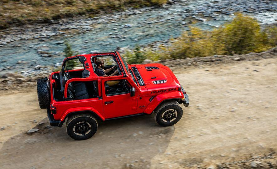 2018 Jeep Wrangler - Slide 26