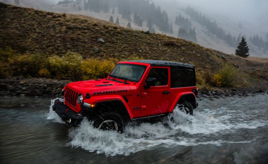 2018 Jeep Wrangler - Slide 33