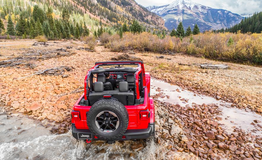 2018 Jeep Wrangler - Slide 39