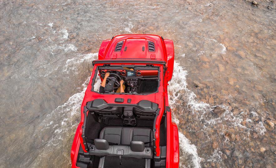 2018 Jeep Wrangler - Slide 40
