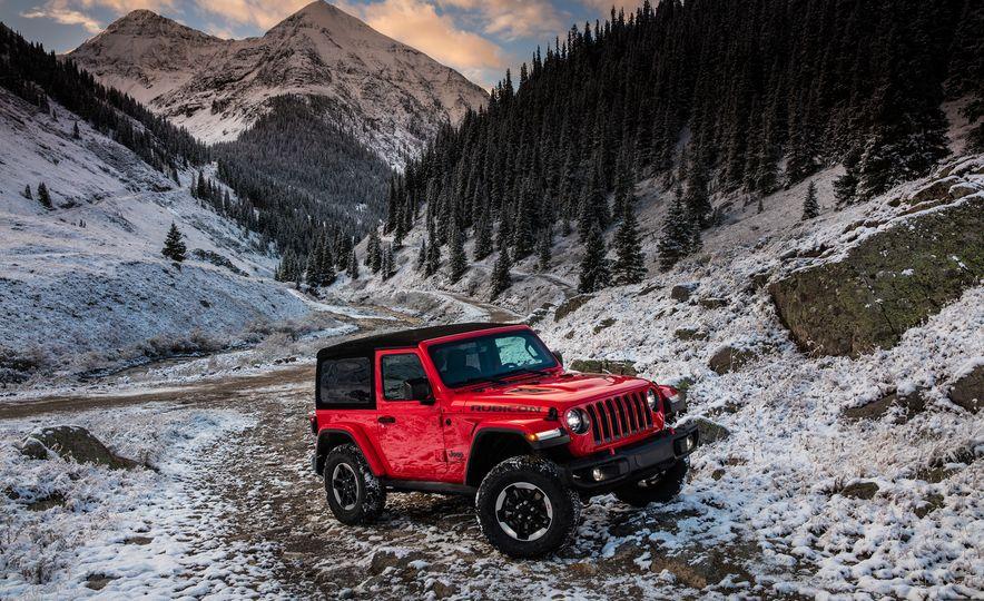 2018 Jeep Wrangler - Slide 43