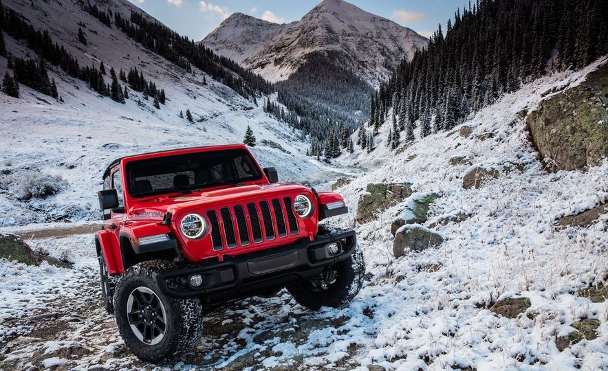 Jeep Things: What to Know About the All-New 2018 Wrangler - Slide 5