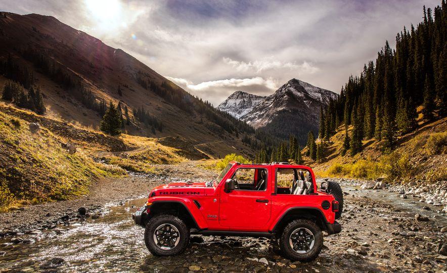 2018 Jeep Wrangler - Slide 49