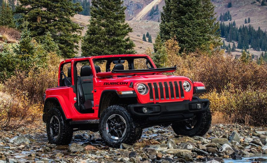 Jeep Things: What to Know About the All-New 2018 Wrangler - Slide 2