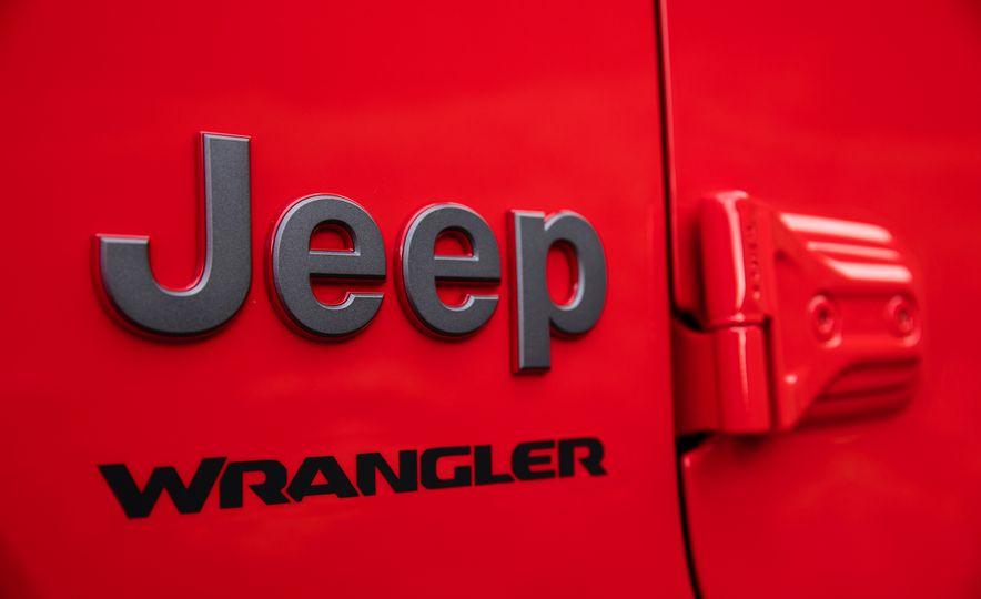 2018 Jeep Wrangler - Slide 56