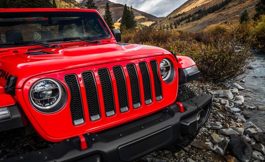 2018 Jeep Wrangler - Slide 58