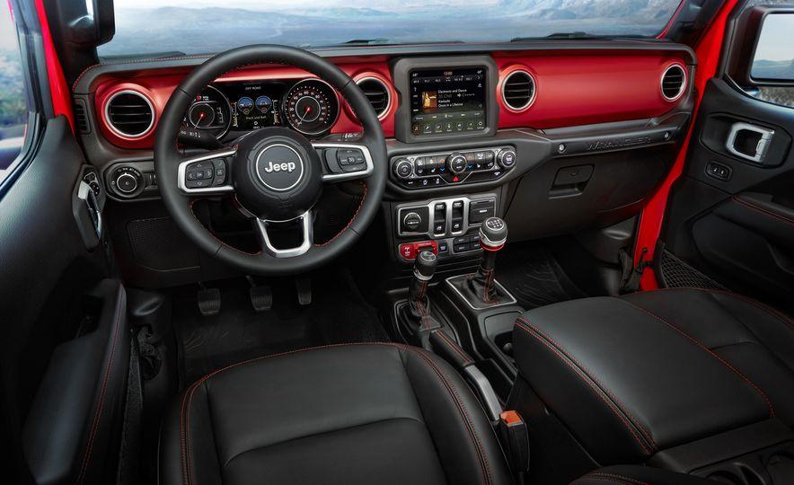 2018 Jeep Wrangler - Slide 64
