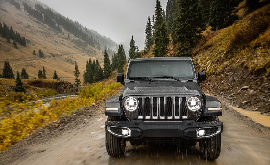 2018 Jeep Wrangler - Slide 78